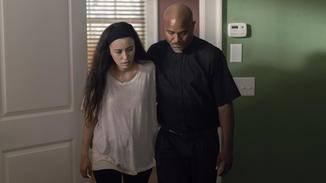 The Walking Dead-S10E07-Rosita-Gabriel-Jace Downs-AMC