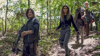 The Walking Dead-S10E08-Daryl-Magna-Connie-Carol-Gene Page-AMC