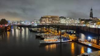 Galaxy Note 10 Schiffe mit Nachtmodus