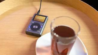 Fiio X3 II und ein Glas Tee