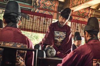 Der durchtriebene Cho Hak-ju will die Macht am Hofe erlangen.