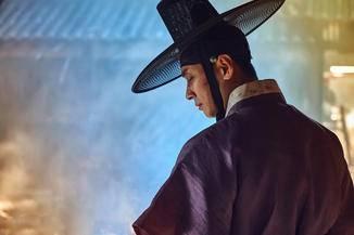 """Kronprinz Lee Chang steht im Mittelpunkt von """"Kingdom""""."""