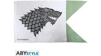 Oder doch lieber das Wappen der Starks? Schwierig ...