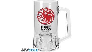 Glaskrug von Haus Targaryen