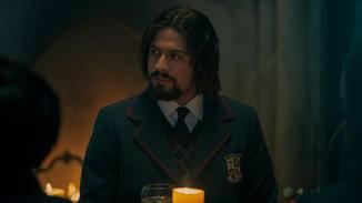 Umbrella Academy David Castaneda als Diego in Staffel 2