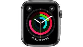 Apple Watch Aktivität analog