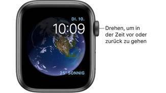 Apple Watch Astronomie