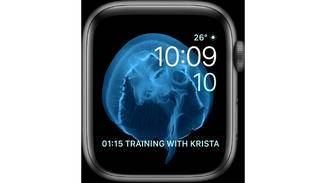 Apple Watch Bewegung