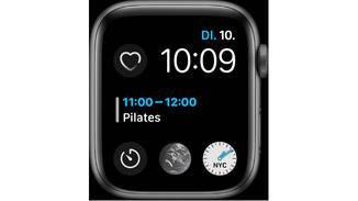 Apple Watch Infograph modular