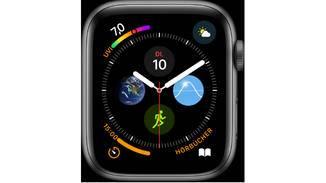 Apple Watch Infograph