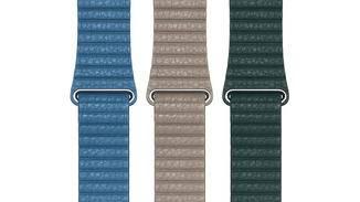 Apple Watch Lederarmband mit Schlaufe