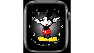 Apple Watch Mickey Maus