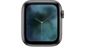 Apple Watch Nebel