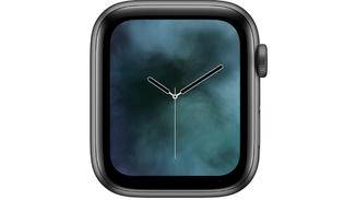 Apple Watch Nebel