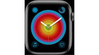 Apple Watch Pride Analog