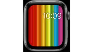 Apple Watch Pride Digital