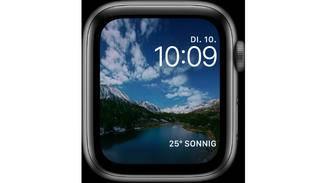 Apple Watch Zeitraffer