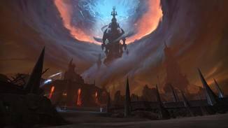 Der Schlund – ein Gebiet aus dunkler Energie, voll von dunklen, verlorenen Seelen.