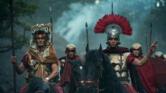 Barbaren Römer