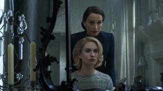 REBECCA lily james kristin scott thomas