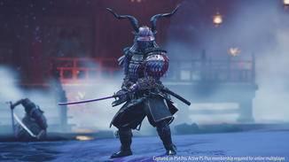 Ghost of Tsushima Kostüme 2