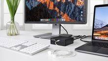Ein USB-C-Hub erweitert die Anschlüsse eines Macs oder anderen Geräts.