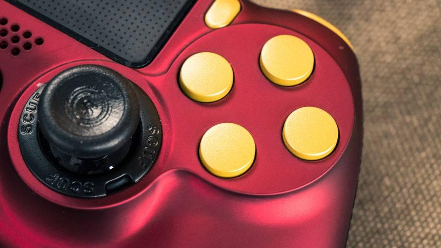 Scuf Impact: Anpassungsfähiger PS4-Pro-Controller im Test