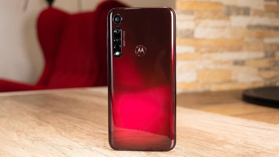 Motorola Moto G8 Plus im Test: Herz am rechten Fleck?