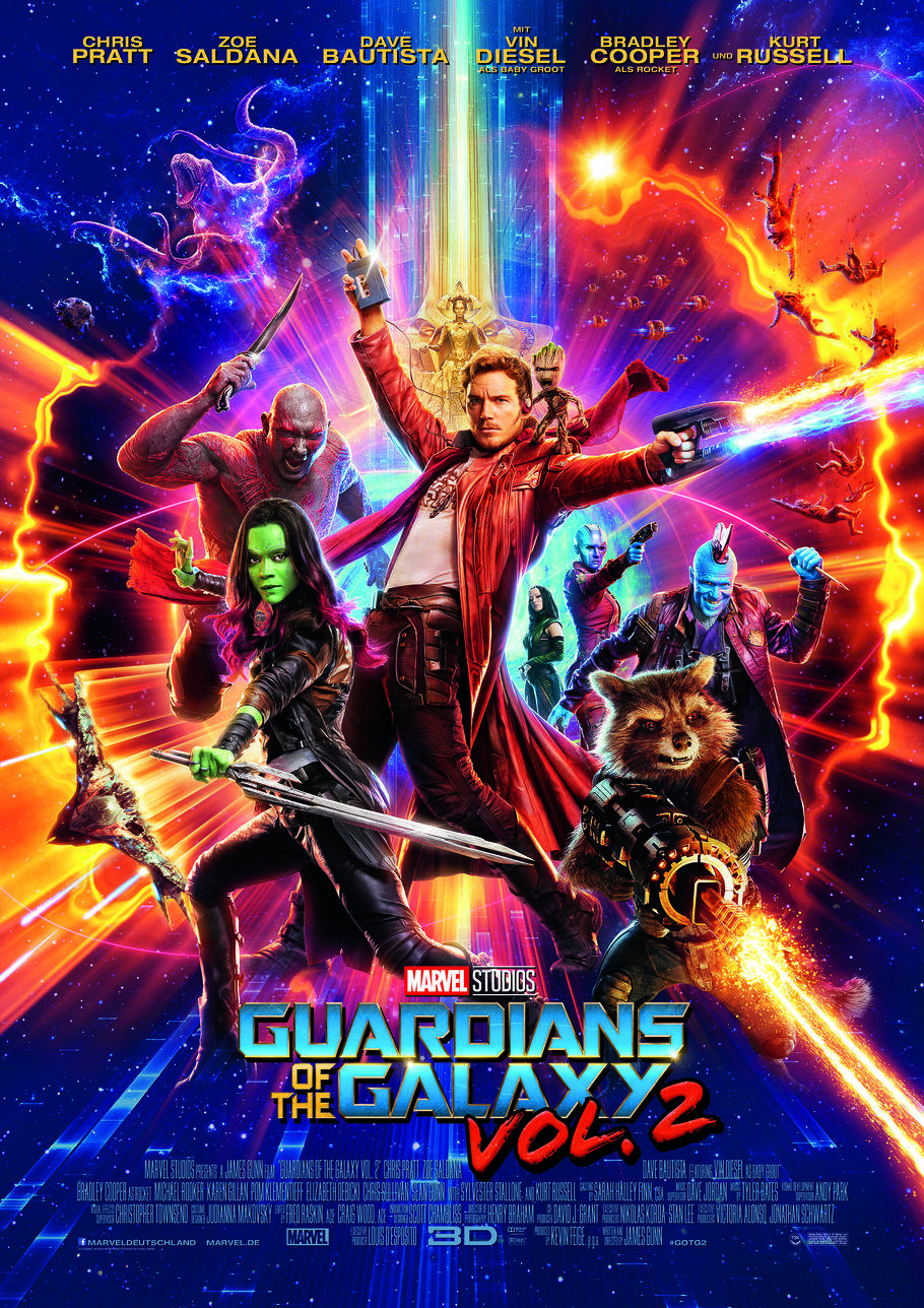 Guardians of the Galaxy 2
