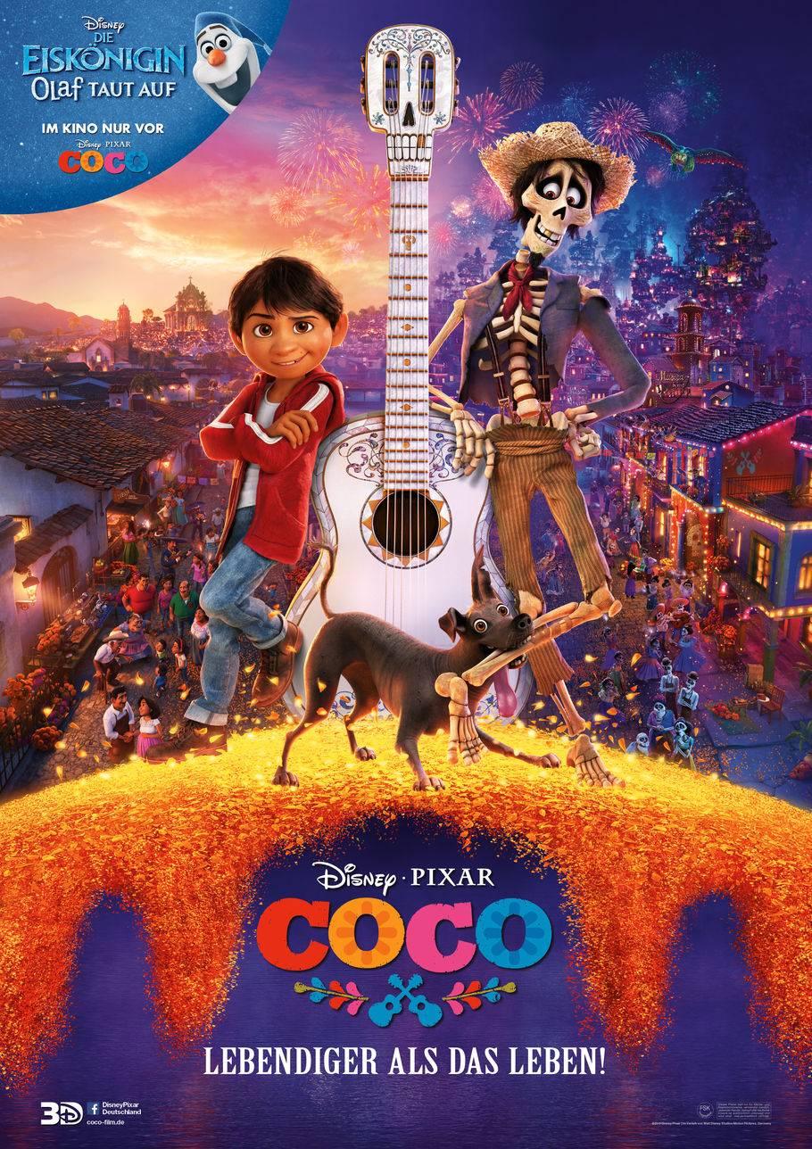 Coco - Lebendiger als das Leben!