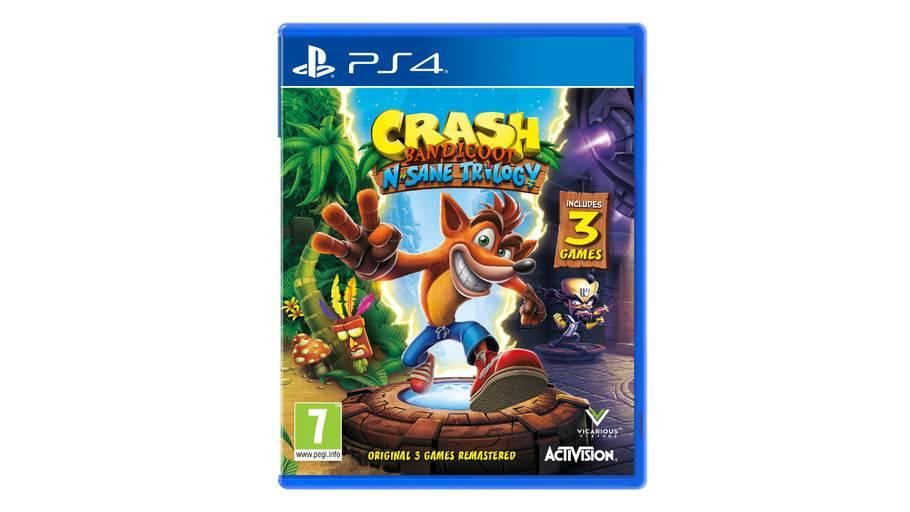 Crash Bandicoot: N.Sane Trilogy