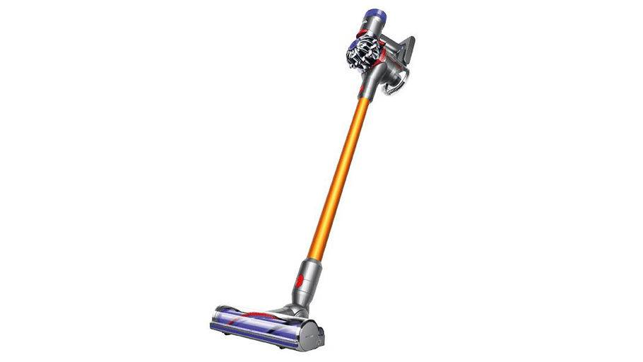 dyson v8 absolute im test mit windkraft gegen staub. Black Bedroom Furniture Sets. Home Design Ideas