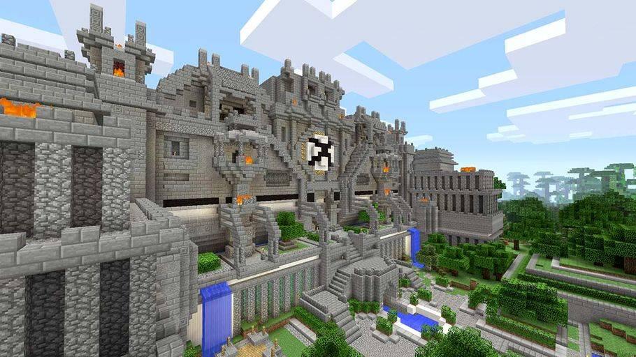 Ähnliche Spiele Wie Minecraft SandboxGames Zum Austoben - Minecraft hauser klonen