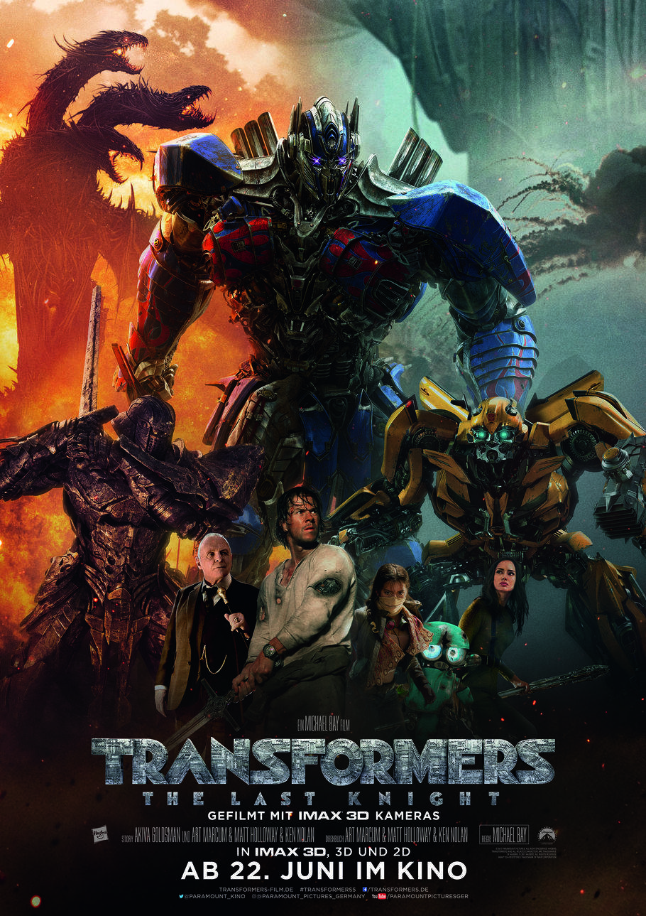 Transformers 5: The Last Knight