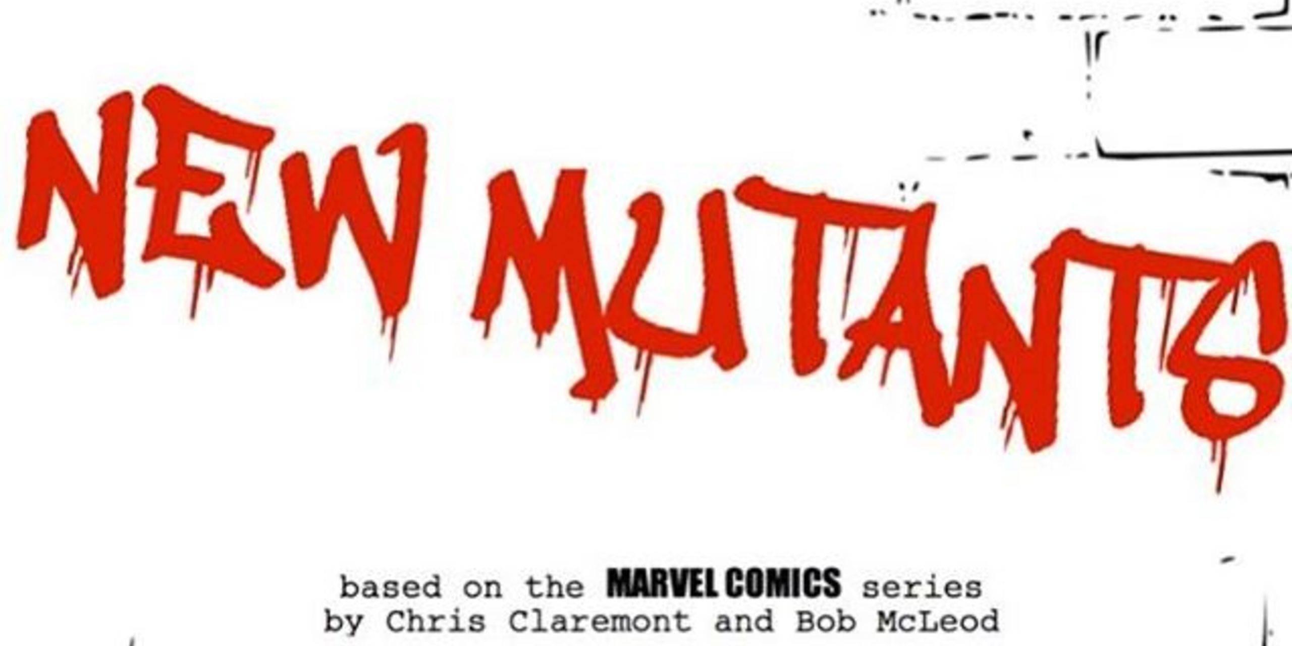 X-Men: New Mutants