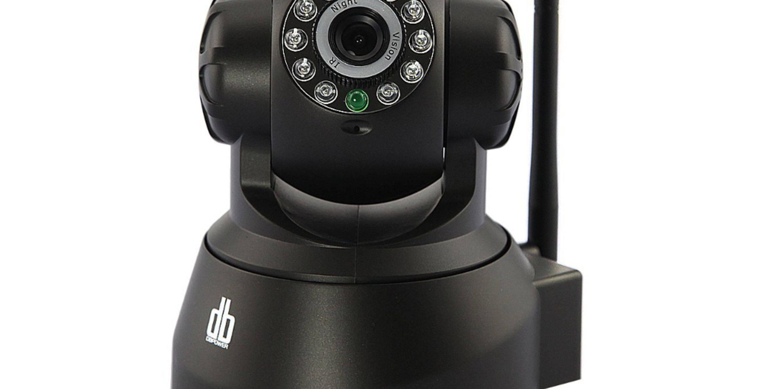 DBpower Pan Tilt WLAN IP Kamera