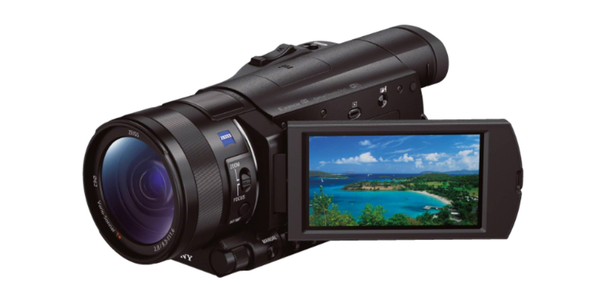 HDR-CX900E