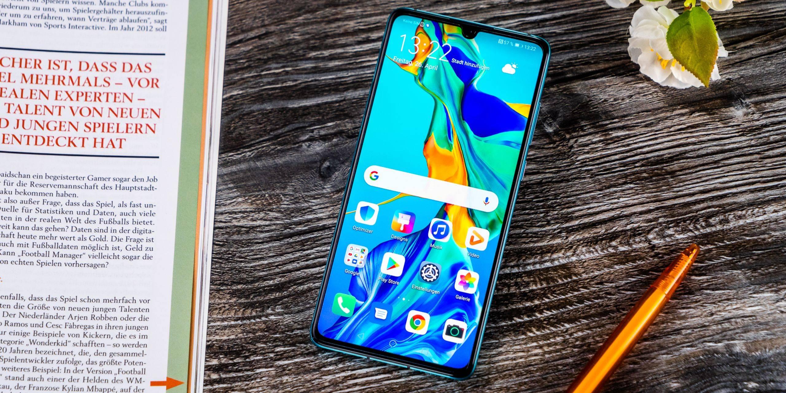 Huawei-Sanktionen