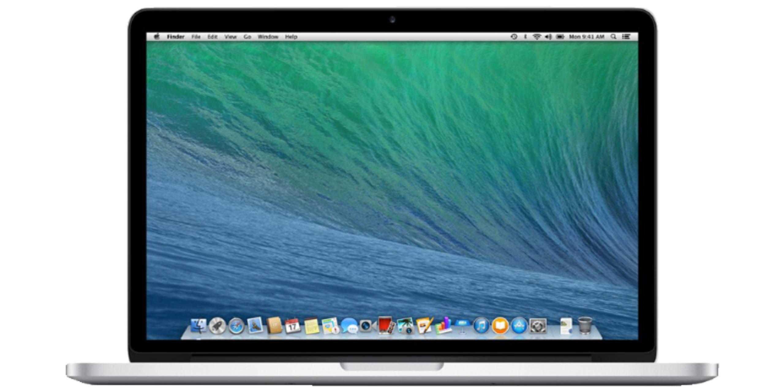 MacBook Pro mit Retina