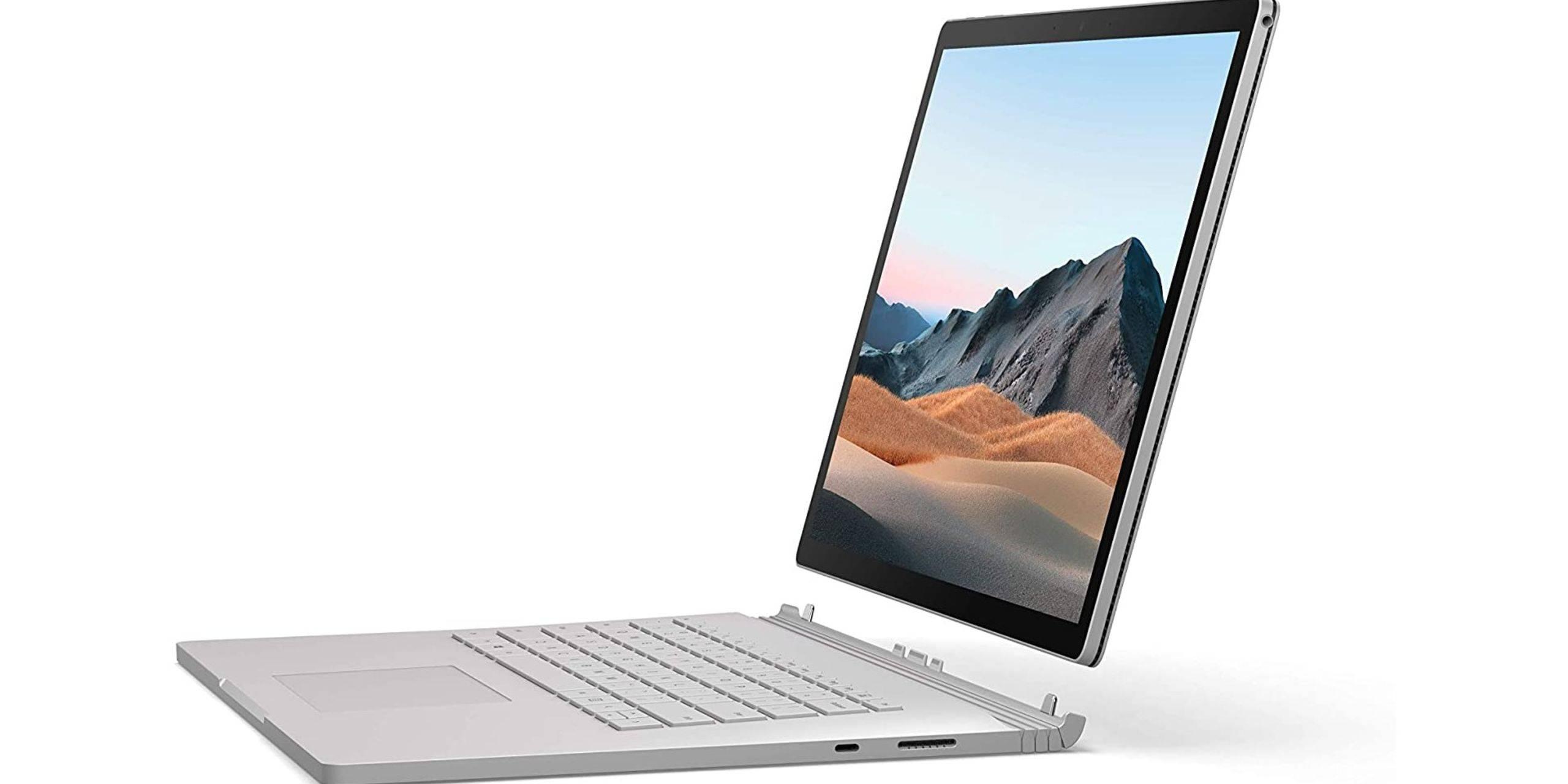 Microsoft Surface Book 3 15