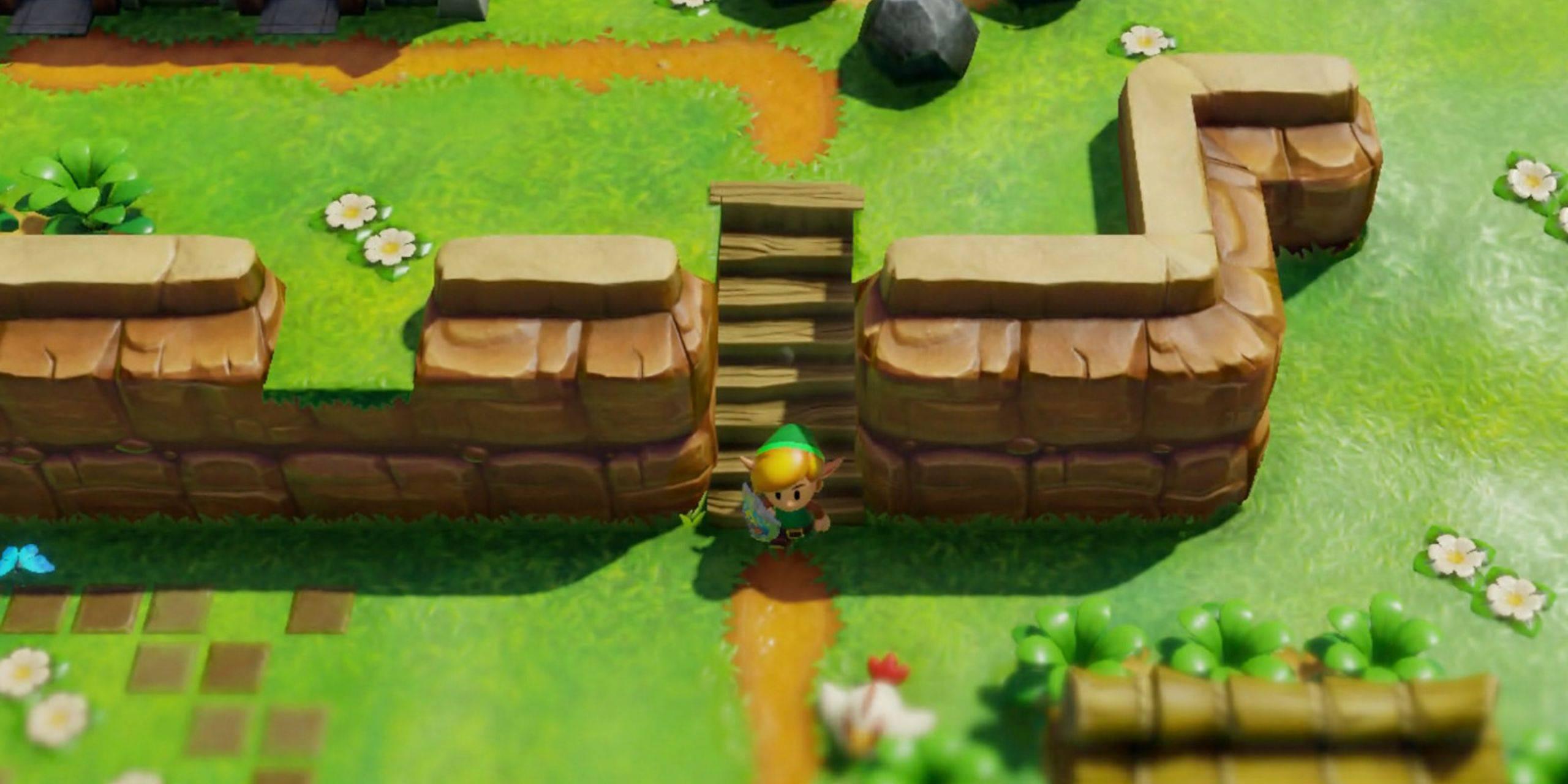 The Legend of Zelda: Link's Awakening Remake