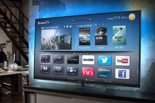 smart tv apps installieren bei samsung lg sony und co. Black Bedroom Furniture Sets. Home Design Ideas