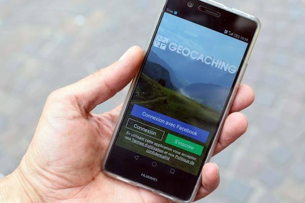 Geocaching Mit Smartphone