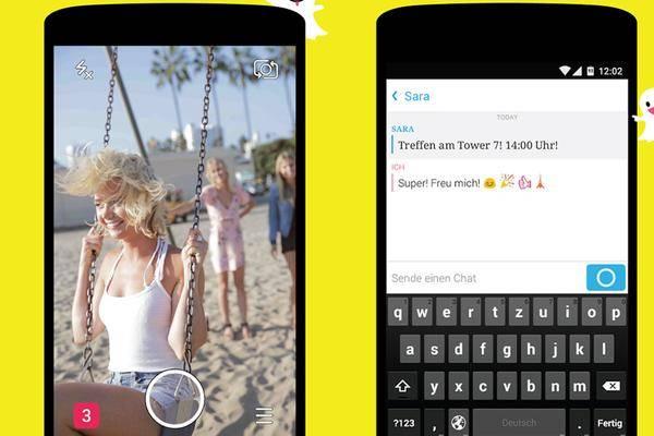 Zeitraffer & Slow Mo: Snapchat-Update mit neuen Video-Filtern