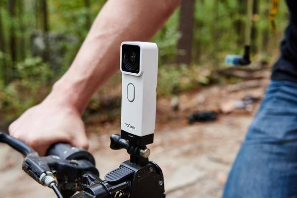 TURN ON Innovation: YoCam – diese Action-Cam kann alles