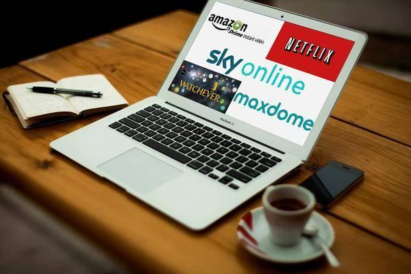 Vergleich Netflix Amazon