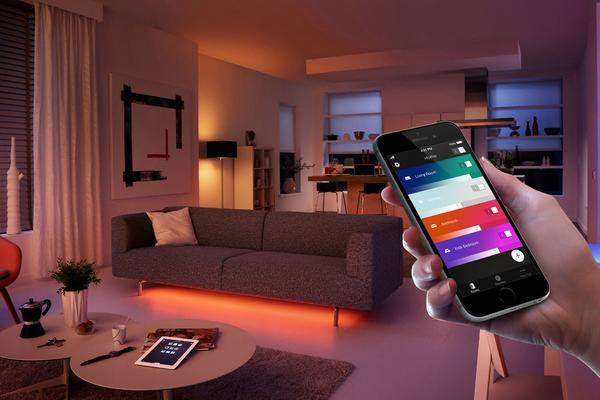 philips hue 8 coole apps f r die smart home beleuchtung. Black Bedroom Furniture Sets. Home Design Ideas