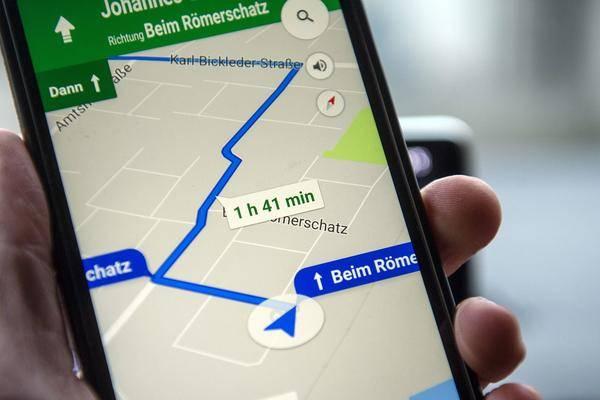 So lässt Du Dir in Google Maps Geschwindigkeit anzeigen on