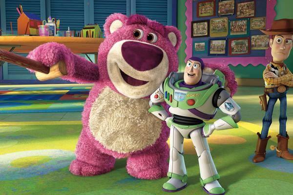 Alle Pixar Filme