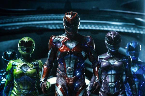 """Frauenpower und Zeitreisen: Update zum """"Power Rangers""""-Reboot"""